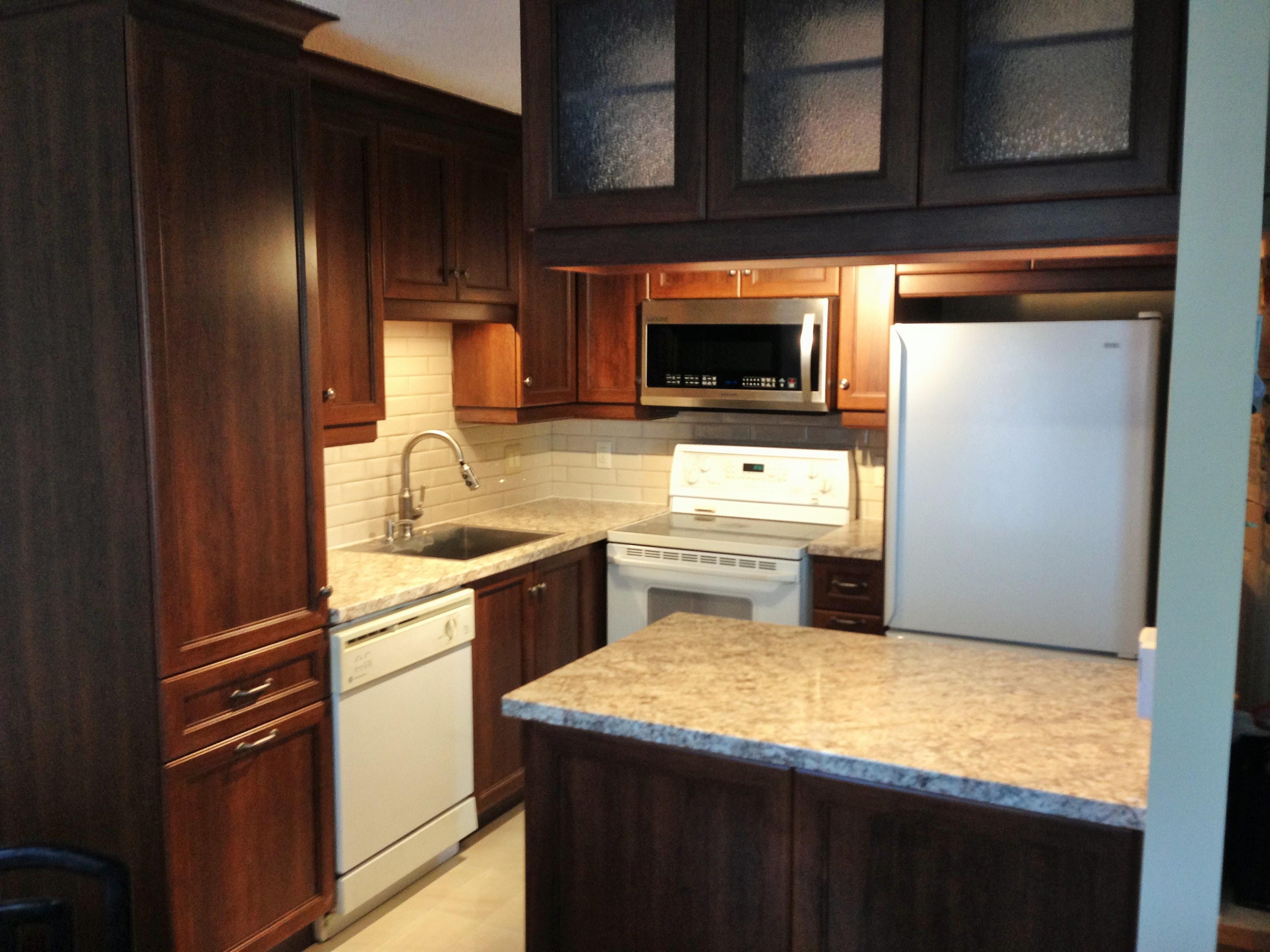 dosseret cuisine brun image sur le design maison